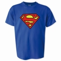 SUPERMAN T-SHIRT LOGO DAS ORIGINAL