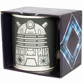 TASSE - DOCTOR WHO GREY DALEK