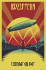 LED ZEPPELIN POSTER CELEBRATION DAY