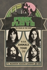 PINK FLOYD POSTER ANIMALS TOUR