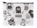 ZIPPER TASCHE - BEARDS
